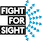 Fight for Sight compact logo