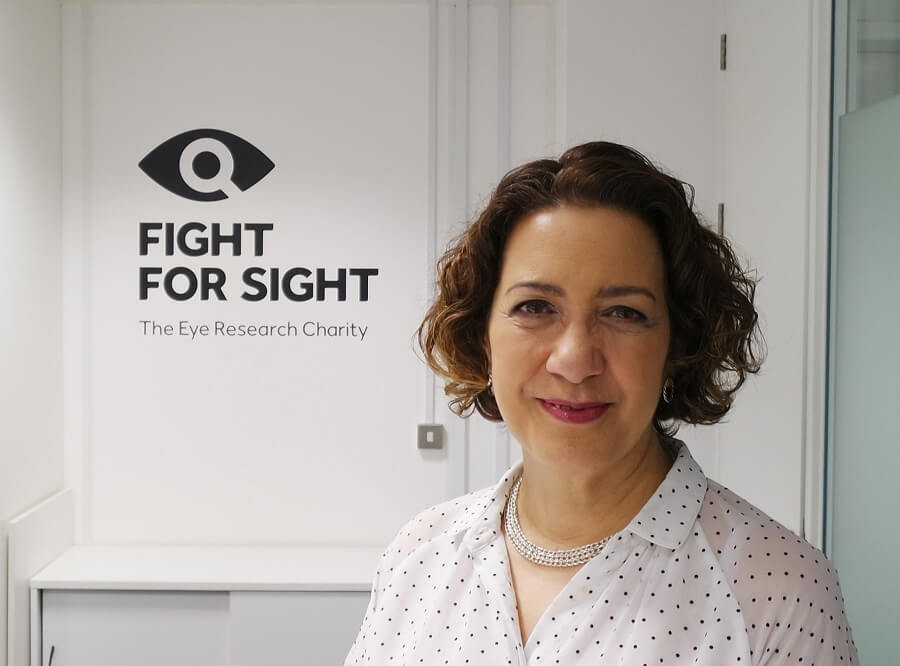 Sherine Krause new CEO of Fight for Sight